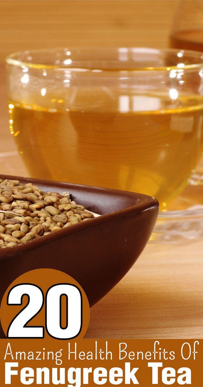20 Avantages pour la santé incroyable de thé de fenugrec