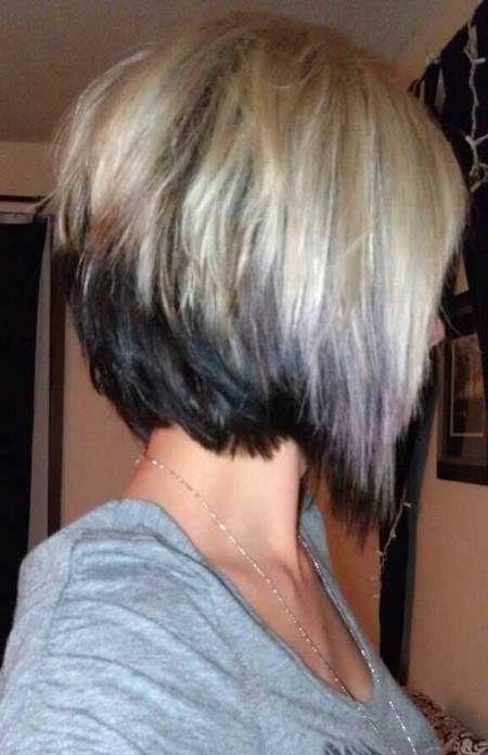20 Coupe de cheveux bob Inverted