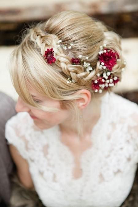 20 Coiffures de mariée uniques
