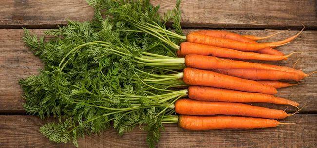 24 Avantages étonnants de carottes (Gajar) pour la peau et la santé