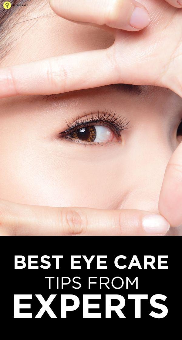 24 Conseils essentiels de soins oculaires pour protéger et apaiser vos yeux
