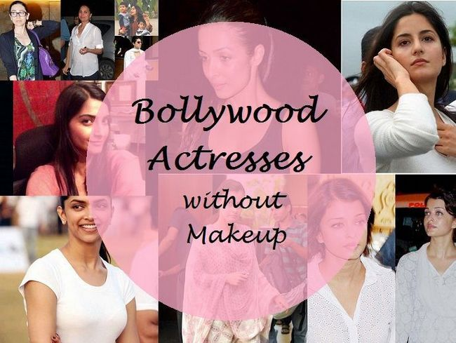 25 Actrices de Bollywood qui ont l`air magnifique sans maquillage