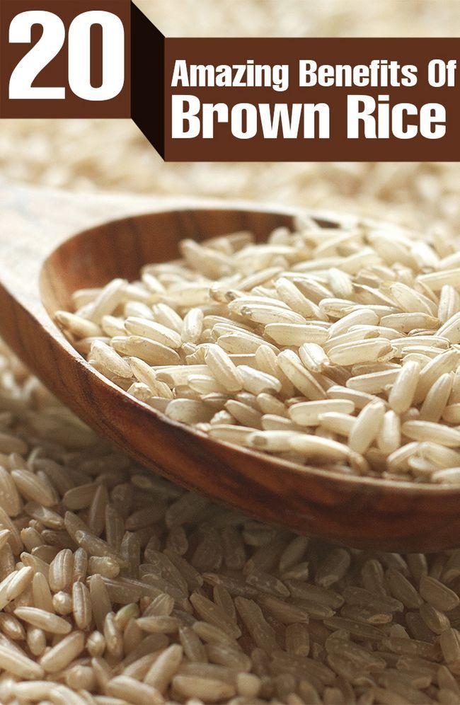 27 Avantages étonnants du riz brun pour la peau, les cheveux et la santé