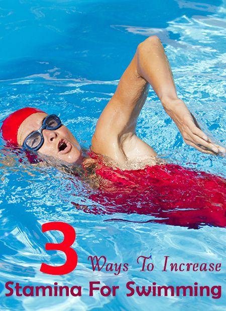 3 Façons simples pour augmenter l`endurance pour la natation