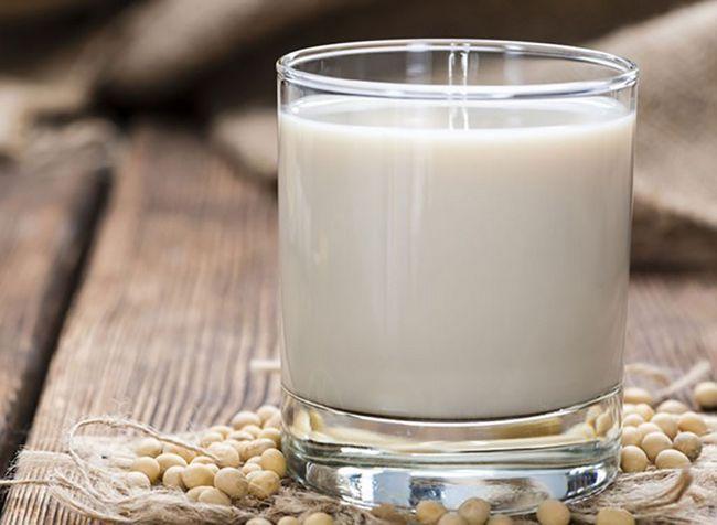 Bénéfice secret de protéines de soja