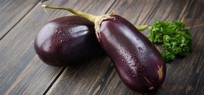 35 Avantages étonnants de l`aubergine / aubergine (Baingan) pour la peau, les cheveux et la santé