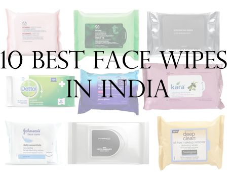 10 Les meilleurs lingettes visage disponibles en Inde