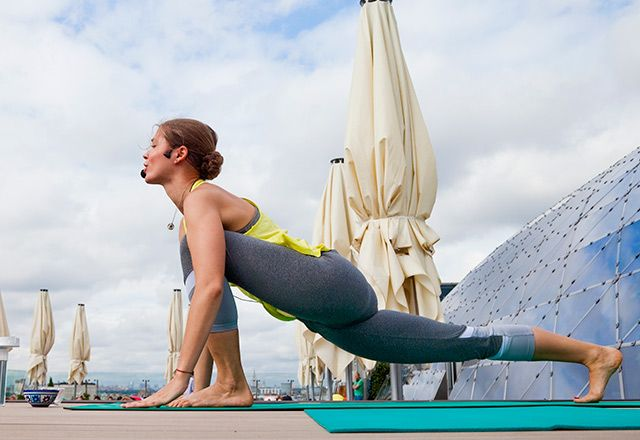 4 Avantages du corps du yoga