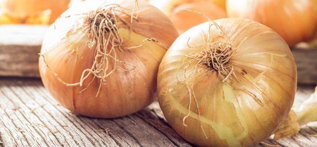 43 Avantages Surprenant d`oignons (pyaz) pour la peau et la santé
