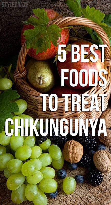 5 Les meilleurs aliments pour traiter le chikungunya