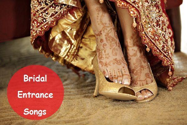 5 Meilleures chansons d`entrée de mariée / hindis punjabi - journaux intimes de mariage indien