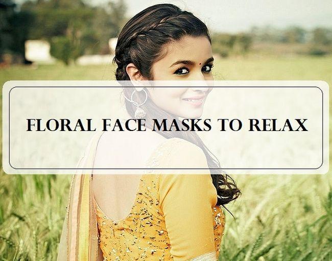 5 Les meilleurs packs visage de fleurs maison et masques pour la peau claire