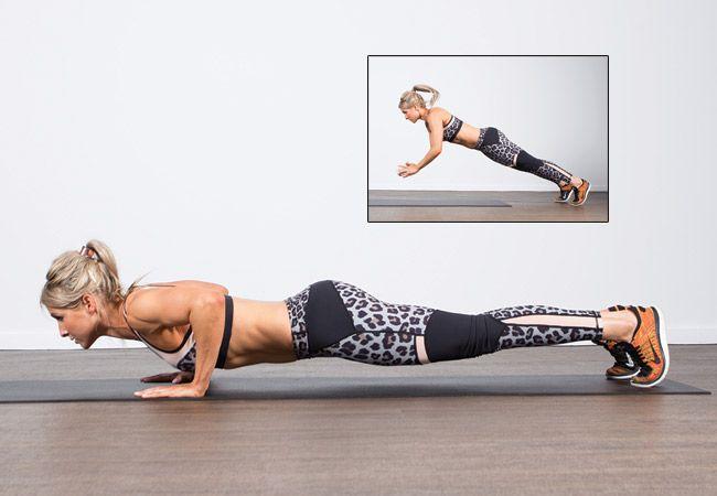 5 Exercices gratuits d`équipement pour tonifier le haut du corps