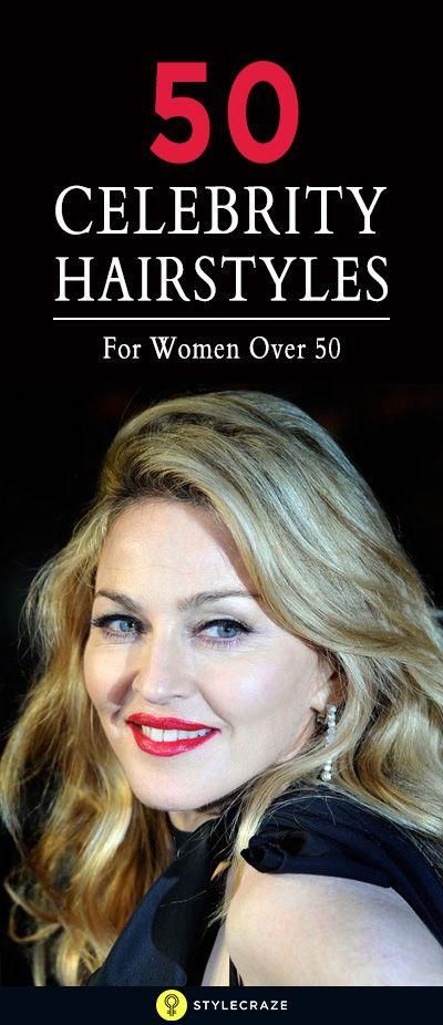 50 Coiffures de célébrités pour les femmes de plus de 50