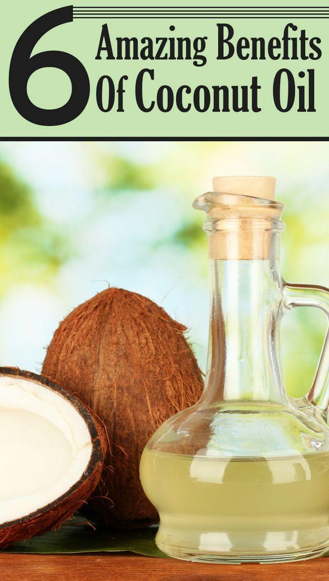 6 Avantages étonnants de l`huile de noix de coco pour la perte de poids
