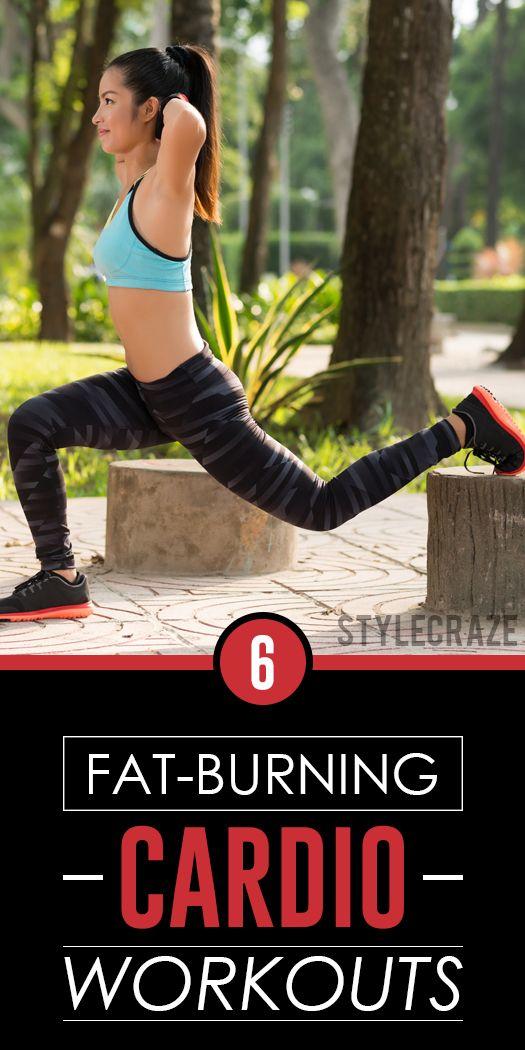 6 Meilleurs exercices cardio pour perdre du poids