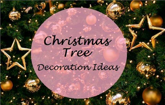 6 Les meilleures idées de décoration arbre de Noël facile