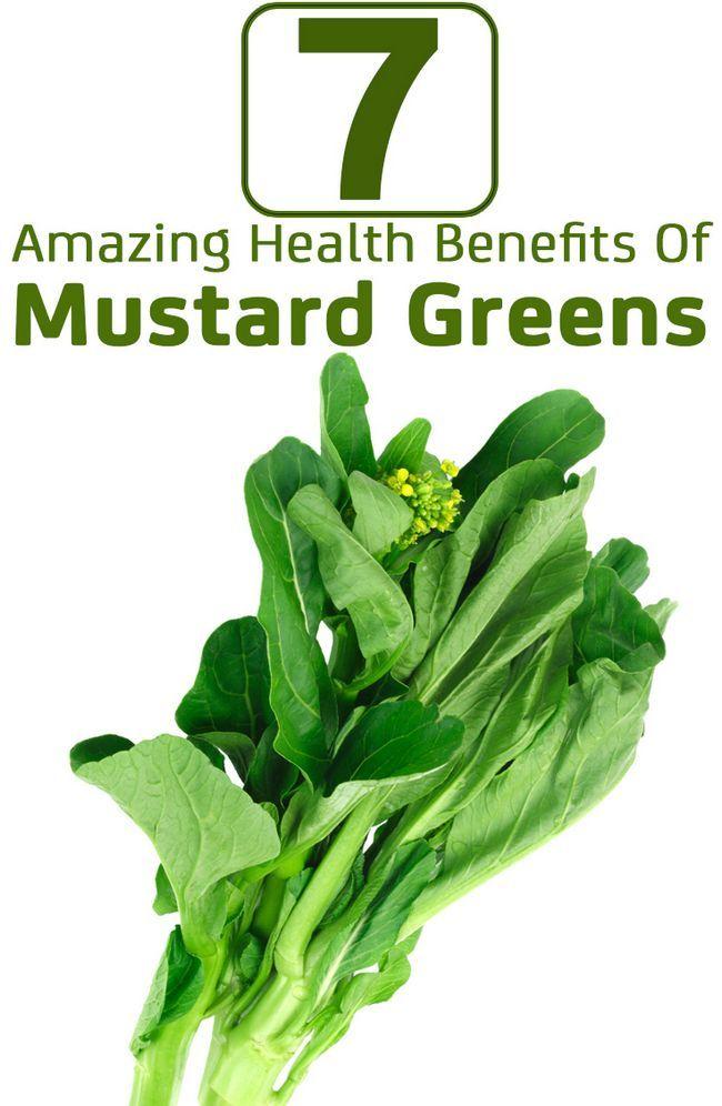 7 Avantages pour la santé incroyable de feuilles de moutarde