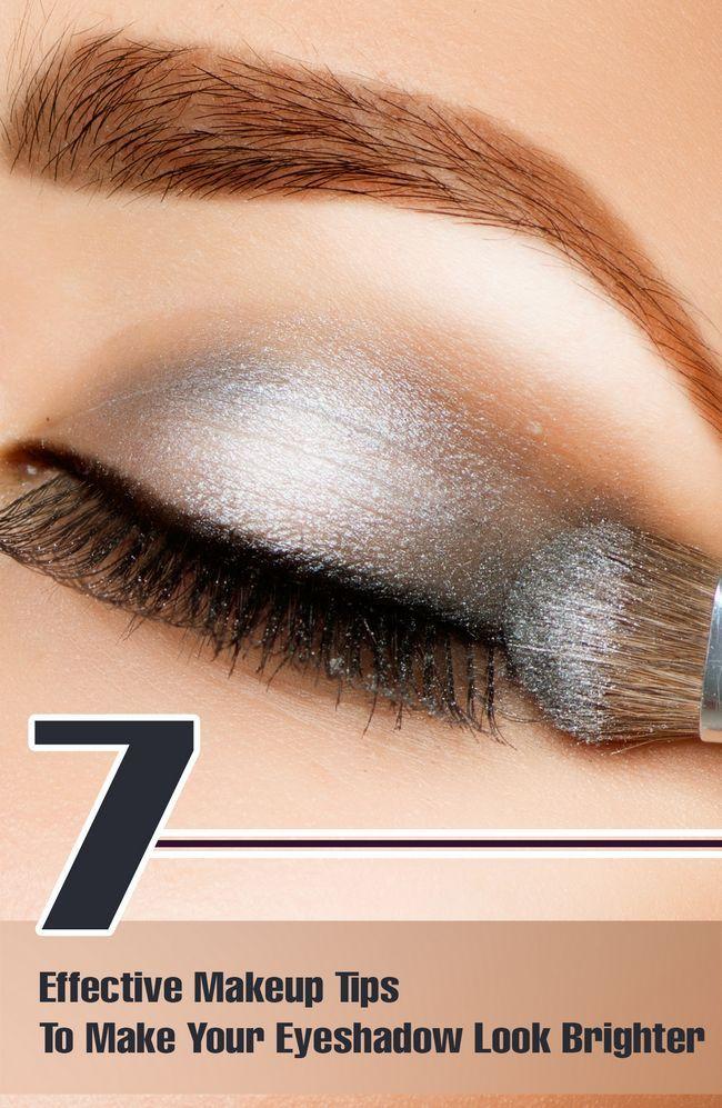 7 Conseils de maquillage efficaces pour rendre votre fard à paupières plus lumineux