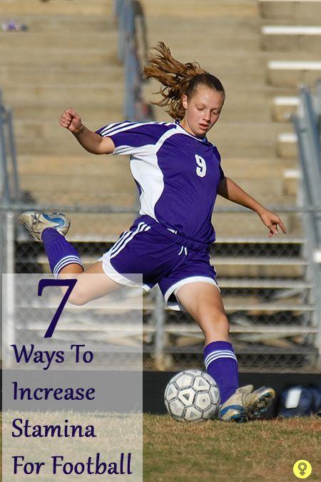 7 Façons efficaces pour augmenter l`endurance pour le football