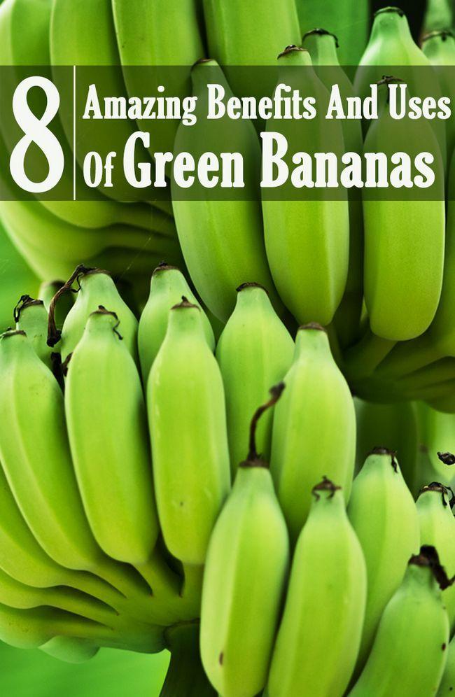 8 Avantages étonnants et utilisations des bananes vertes