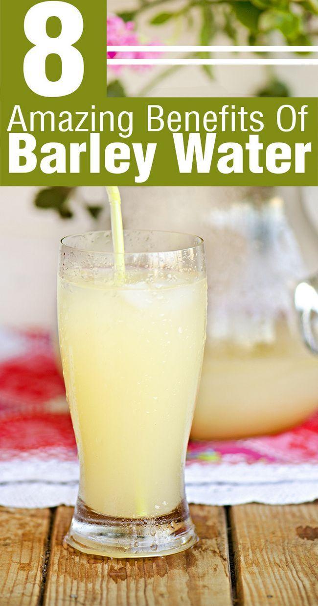 8 Avantages incroyables de l`eau d`orge pour guérir les calculs rénaux