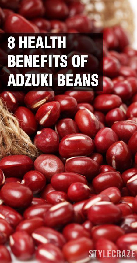 8 Avantages pour la santé incroyable de haricots azuki