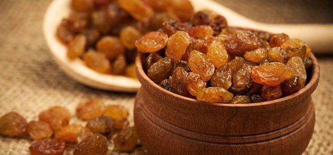 8 Avantages de manger des raisins secs pendant la grossesse