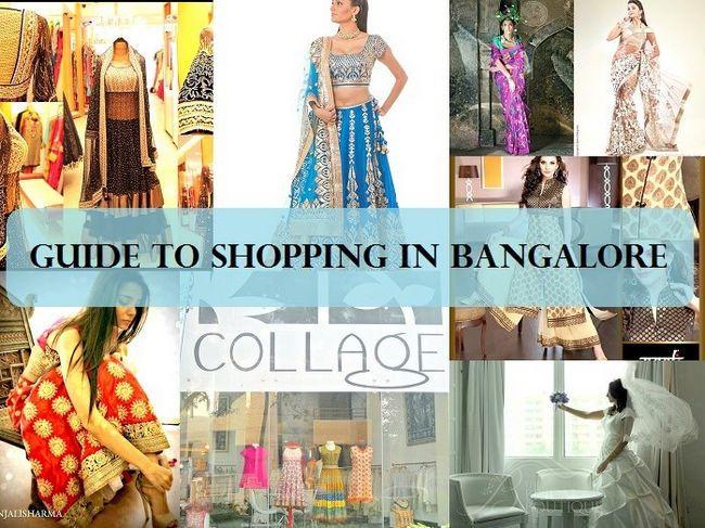 8 Les meilleures boutiques de bangalore et boutiques de créateurs pour porter ethnique indienne