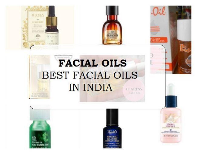 8 Meilleures huiles du visage disponibles en Inde