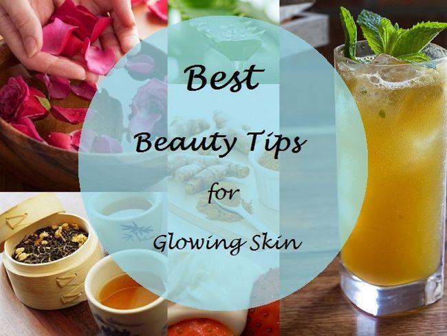 8 Les meilleurs conseils de beauté à base de plantes et DIYs pour une peau éclatante