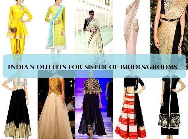 8 Meilleures idées de tenue pour les demoiselles d`honneur indien en 2015: soeur de la mariée ou le marié