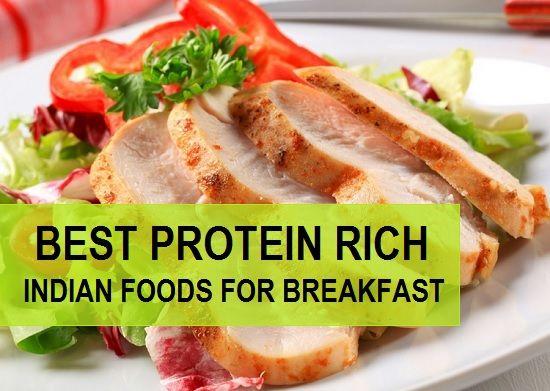 8 Les meilleurs aliments indiens riches en protéines pour le petit déjeuner