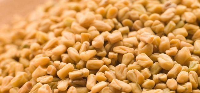 8 Les effets secondaires des graines de fenugrec que vous devriez être au courant