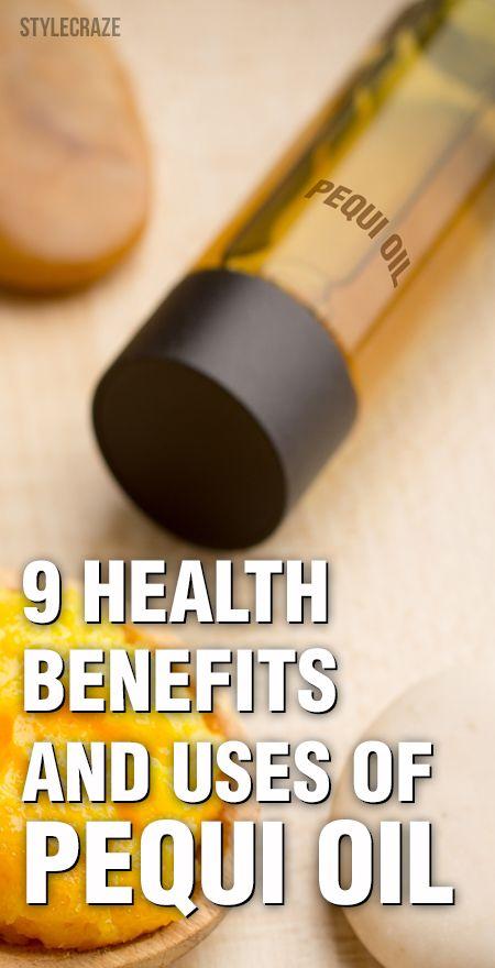 9 Avantages pour la santé incroyables et des utilisations de l`huile pequi