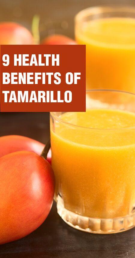 9 Avantages pour la santé incroyable de Tamarillo