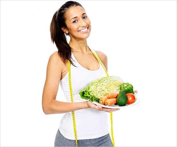 Avantages de régime végétalien pour la perte de poids