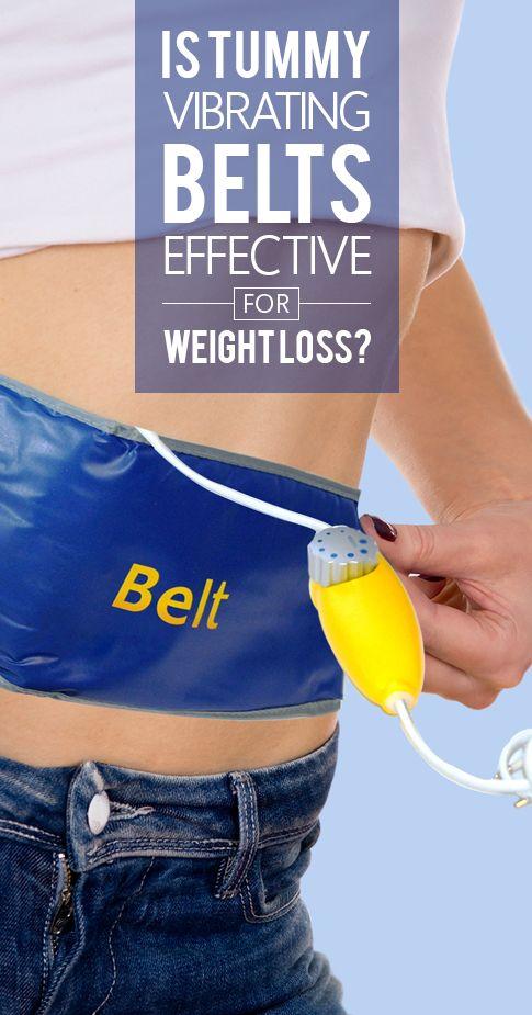 Ceintures sont vibrants ventre efficace pour la perte de poids?