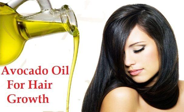 L`huile d`avocat pour la croissance des cheveux