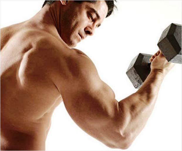 Meilleur programme d`entraînement de musculation