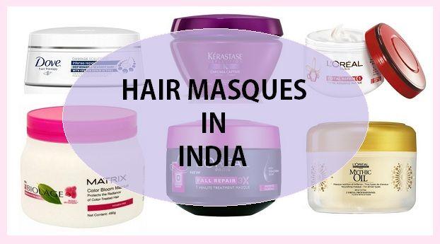 Meilleur masques capillaires / en Inde masque