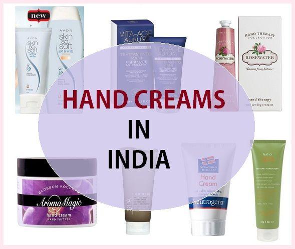 Les meilleures crèmes pour les mains en Inde avec le prix