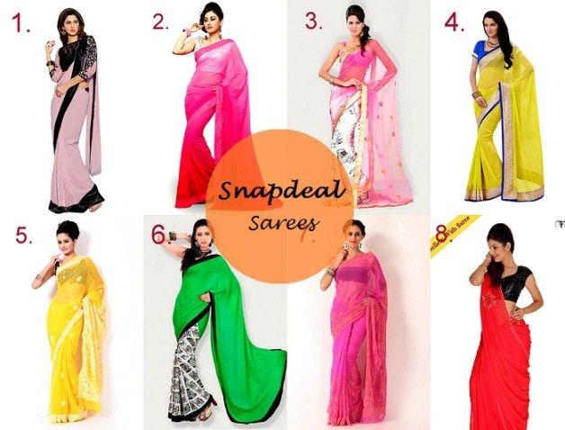 Les meilleurs estivaux et d`adieu girly de saris à acheter en ligne