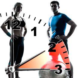 Comment obtenir un entraînement complet du corps en une heure