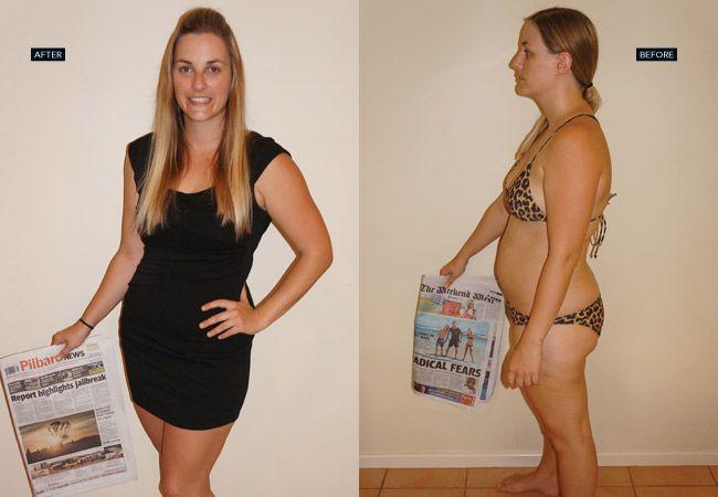 Brooke Avard: Août `15 BodyBlitz gagnant