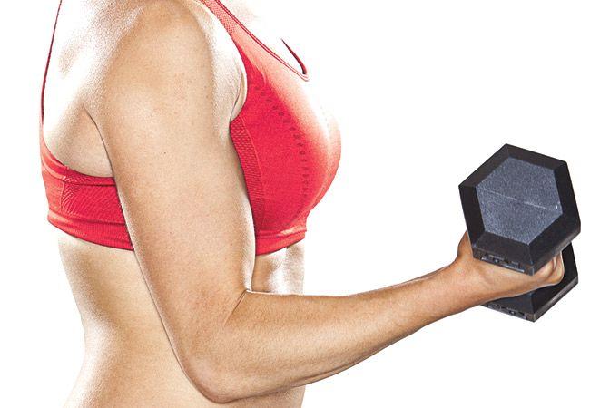 Peut cause l`entraînement en force le gain de poids?