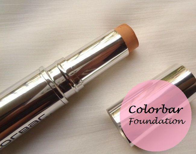 Colorbar bâton maquillage complet de couverture spf 30: examen et nuanciers