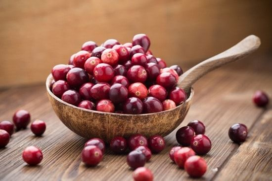 Cranberries: 101 faits de nutrition et bienfaits pour la santé