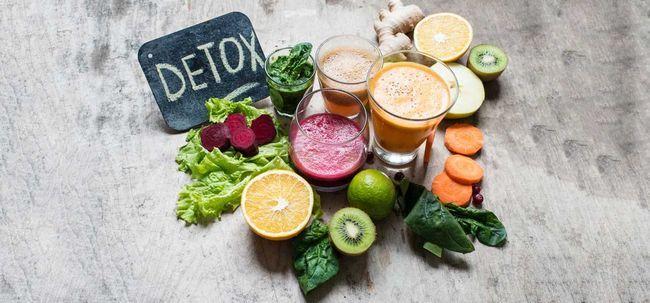 Plan de régime detox - votre guide complet pour 3 désintoxication de jour et 7 plans de désintoxication jour