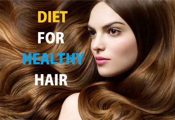 Alimentation pour les cheveux et le cuir chevelu en bonne santé: quoi manger pour les cheveux forts?